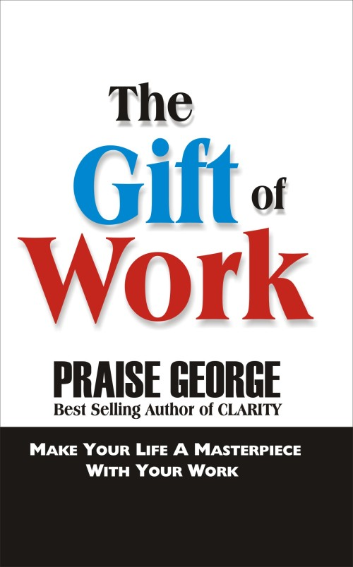 The Gift of Work cover